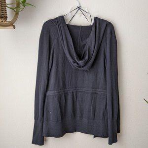🍁 Lululemon Knit Jacket with hoodie